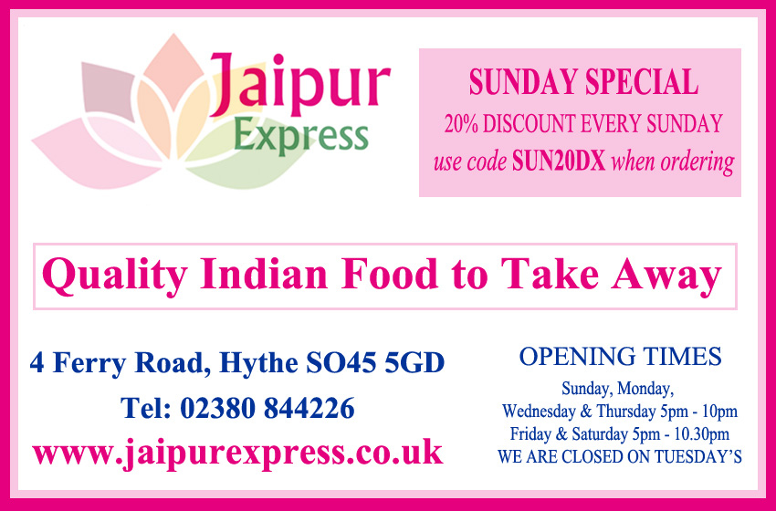Jaipur Express Indian take away