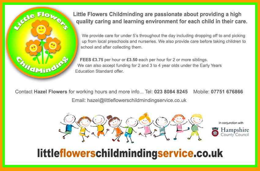 Little Flowers Childminding Service